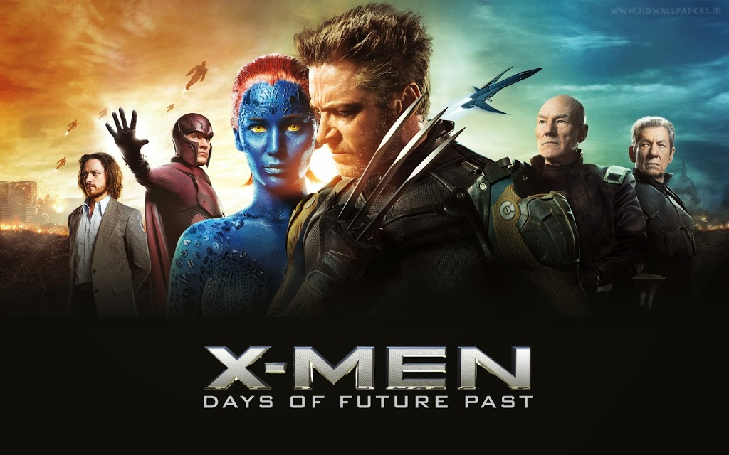 X-Men: Days of Future Past and Writing