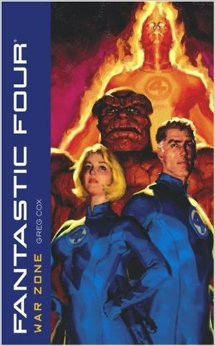 In the Oven: Fantastic Four – War Zone
