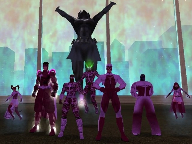 City of Heroes: The MMO That Started It All
