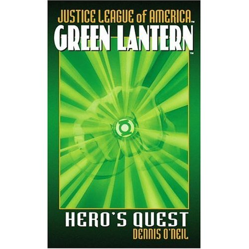 Book Review: Green Lantern – Hero's Quest