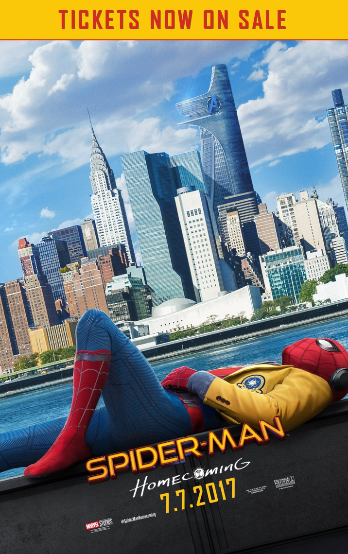 Spider-Man: Homecoming and Writing