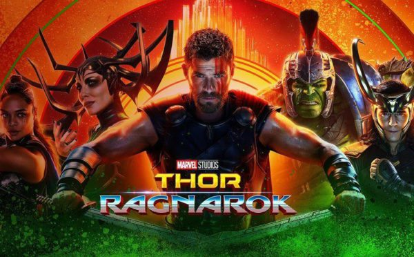 Thor Ragnorok and Writing