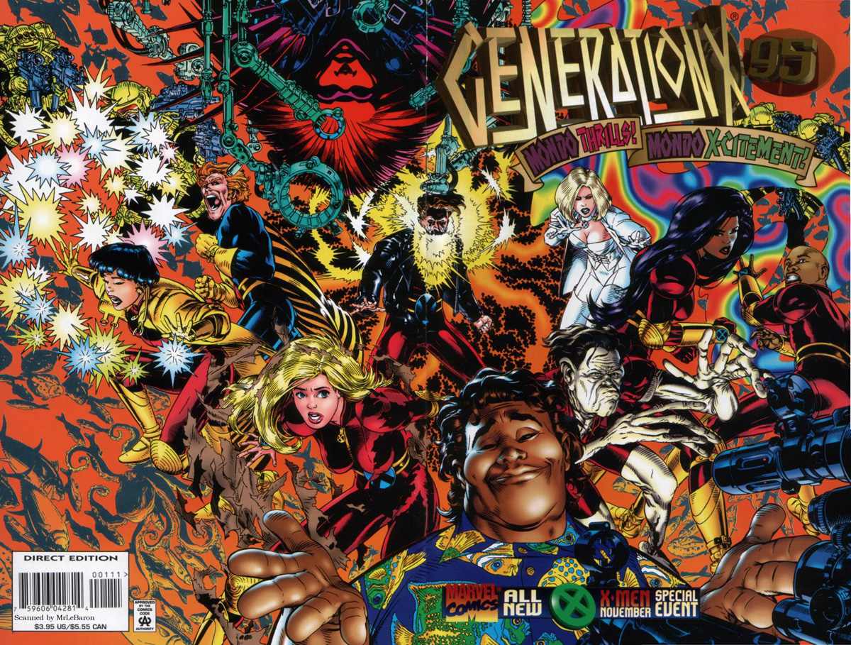 Book Review – Generation X