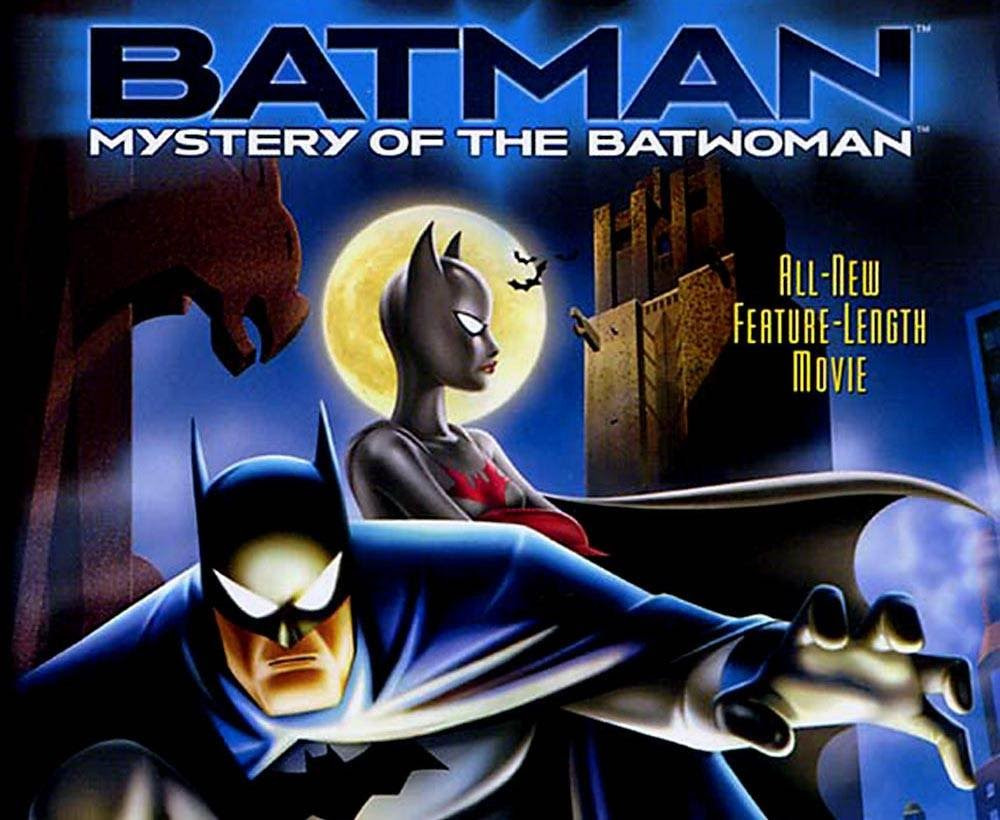 Book Review: Mystery of the Batwoman